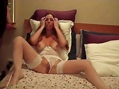 Cumshots Facials Stockings