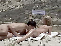 Beach Flashing Public Nudity