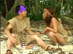 Asian Beach Lesbians