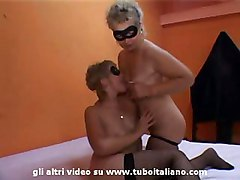 Italian Mother and Daughter Incest   Incesto Italiano
