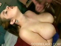 big tits cumshot cum blowjob bbw